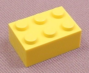 Lego 3002 Yellow 2x3 Brick