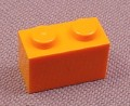 Lego 3004 Orange 1x2 Brick