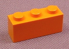 Lego 3622 Orange 1x3 Brick, Harry Potter, SpongeBob, Arctic