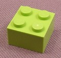 Lego 3003 Lime Green 2x2 Brick