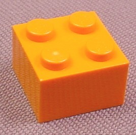 Lego 3003 Orange 2x2 Brick
