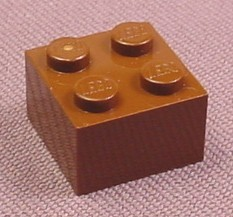 Lego 3003 Brown 2x2 Brick