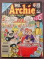 Archie Comics Digest Magazine Comic #79, Aug 1986, Fair Condition, Heavy Crease