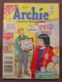 Archie Digest Magazine Comic #159, Dec 1998, Fair Condition, Wear to Cover & Crease