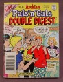Archie's Pals N Gals Double Digest Magazine Comic #35, Sept 1998, Very Good Condition