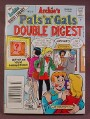 Archie's Pals N Gals Double Digest Magazine Comic #47, Mar 2000, Very Good Condition