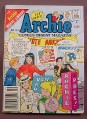 Archie Comics Digest Magazine #99, Dec 1989, Good Condition, Crease in Cover