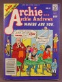 Archie Andrews Where Are You Comics Digest #31, Apr 1984