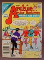 Archie Andrews Where Are You Comics Digest #42, Feb 1986