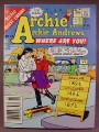 Archie Andrews Where Are You Comics Digest #72, Feb 1991