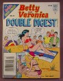 Betty And Veronica Double Digest Magazine Comic #53, Sept 1995