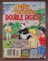 Betty And Veronica Double Digest Magazine Comic #98, Aug 2001