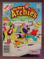The New Archies Comics Digest Magazine #6, July 1989