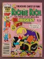 Richie Rich Digest Comic #1, Oct 1986
