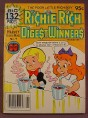 Richie Rich Digest Winners Comic #9, May 1981