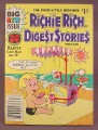 Richie Rich Digest Stories Comic #17, Oct 1982
