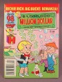 Richie Rich Million Dollar Digest Magazine Comic #7, Nov 1987