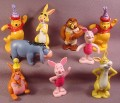 Lot of Winnie The Pooh PVC Figures