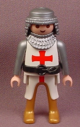Playmobil Chain Mail Hood Kettenhelm Chain Guard Chain Necklaces Knight