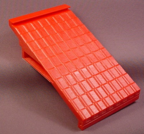 Playmobil Red Panel Or Shingle Roof 3965 7338 System X