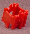 Playmobil Red Anchor Windlass Block for Pirate Ship, 5869, Pirates, Clips into the Deck