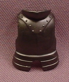 Playmobil Dark Metal Gray Breastplate Armor with Neck Protector, 3329x 3669 4063 4177 5740