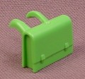 Playmobil Green Backpack or Schoolbag, 3256 3778 4302 4455 4458, Back Pack, School Bag