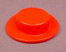 Playmobil Red Clown Hat with Round Slightly Raised Brim, 4566, Klicky Figure Wearable