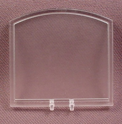 Playmobil Transparent Clear Privacy Or Safety Wall With A Clip, 3200 3254 3969 4285, 30 22 0180