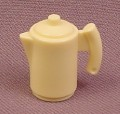 Playmobil Pale Yellow or Cream Coffee Pot, 3254 3968 4062 4074 4404, Accessory
