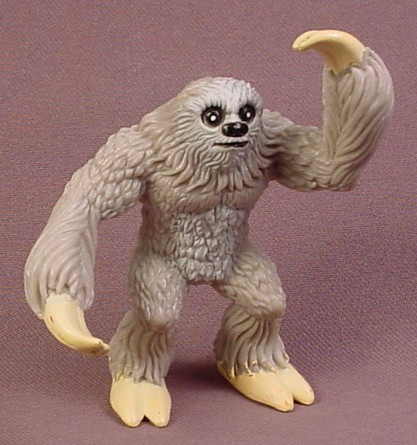 Fisher Price Imaginext Prehistoric Giant Sloth Animal Figure, J2532 Tremor the Mammoth Set