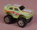 Micro Machines 1987 Road Champs BMW Monster Truck, Mini Monster Wheels Series