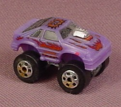 micro machines 1987 road champs 80's ford mustang monster truck
