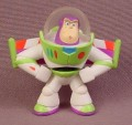 Disney Toy Story Buzz Lightyear PVC Figure Arms on Hips, 2 1/2 Inches Tall, Figurine