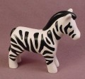 Playmobil 123 Zebra Animal Figure, 2 3/4 inches Tall, 6742 6745 6754 6765