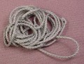 Playmobil Gray Cloth String or Rope, 59 Inches Long, 3029 3053 3055 3133 3150 3174 3286