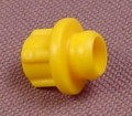 Playmobil Yellow Flagpole Holder, System X, Flag Pole, 3200 3240 4230 5927 7589, 30 23 1490