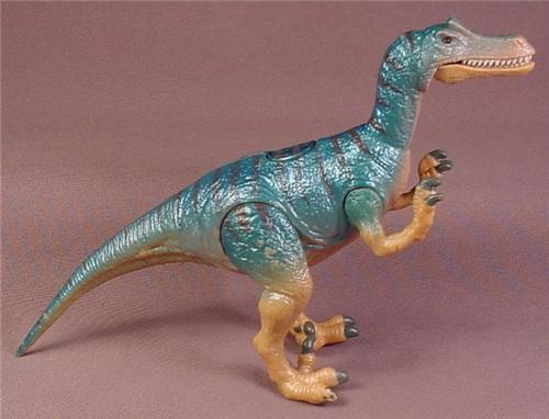 Disney Dinosaur The Movie Velociraptor Dino, Raptor, Eyes Light Up, Makes 4 Different Sounds