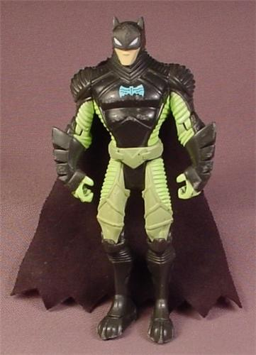Batman Plasma Blade Batman Action Figure, 2006 Mattel, 5 1/4 Inches Tall, Shadow-Tek