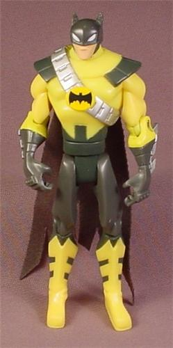 Batman X-Bow Batman Action Figure, 2006 Mattel, 5 1/4 Inches Tall, Shadow-Tek Series