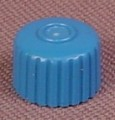 Playmobil Blue Round Warning Light Lamp With Ridges Along The sides, 3525 3599