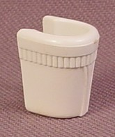 Playmobil White Tall Snow Boot Cuff, 3465 3466 3910 3911, P3465D