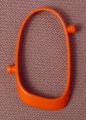 Playmobil Orange Brown Shoulder Strap Or Sling With Pegs On Both Sides To Attach Quivers Or Clips