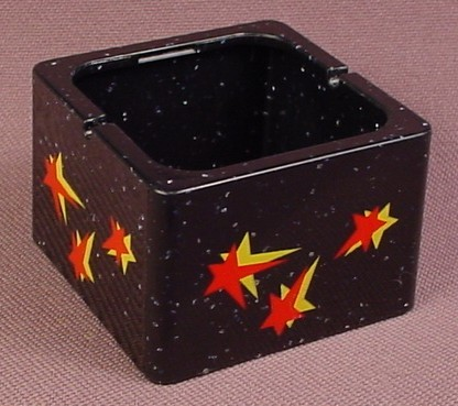 Playmobil Black Magician's Box With Open Top, Has 2 Pivot Points For The Top