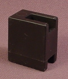 Playmobil Black Counterweight Block To Hang From Chains, Counter Weight, 4440 5803
