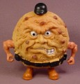 Food Fighters Chip The Ripper Chocolate Chip Cookie Figure, Refrigerator Rejects Series