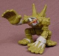 Digimon Rockmon PVC Figure, 1 1/2 Inches Tall, 2000 Bandai