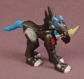 Digimon Raidramon PVC Figure, 1 3/8 Inches Tall, 2000 Bandai