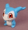 Digimon Demiveemon PVC Figure, 1 Inch Tall, 2000 Bandai
