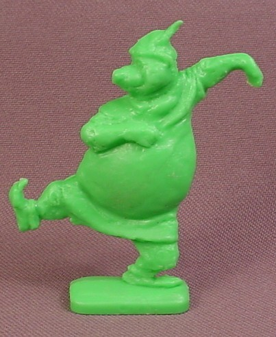 Disney Robin Hood Little John Premium Figure, 2 1/4 Inches Tall, Came In Bags Of Flour
